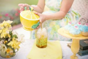 iced tea summer