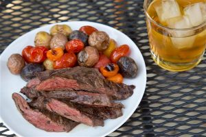 Loose Leaf Tea Steak Marinated