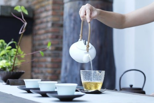pairing tea