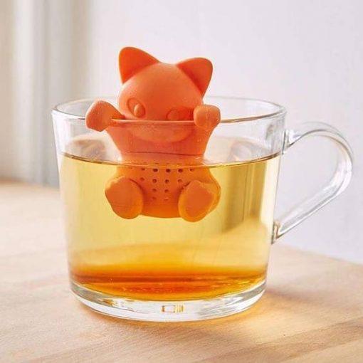 KitTEA Cat tea Infuser