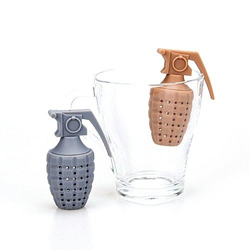 Hand Grenade Tea Infuser
