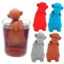 Monkey tea infuser steeper