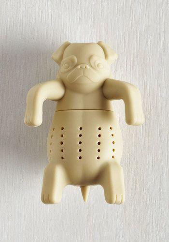 pug dog infuser