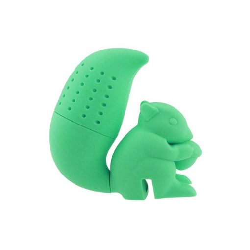 silicone squirrel infuser