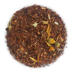 Honey camomile tea