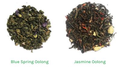 Oolong Teas Dollar Tea Club