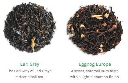 black teas 2