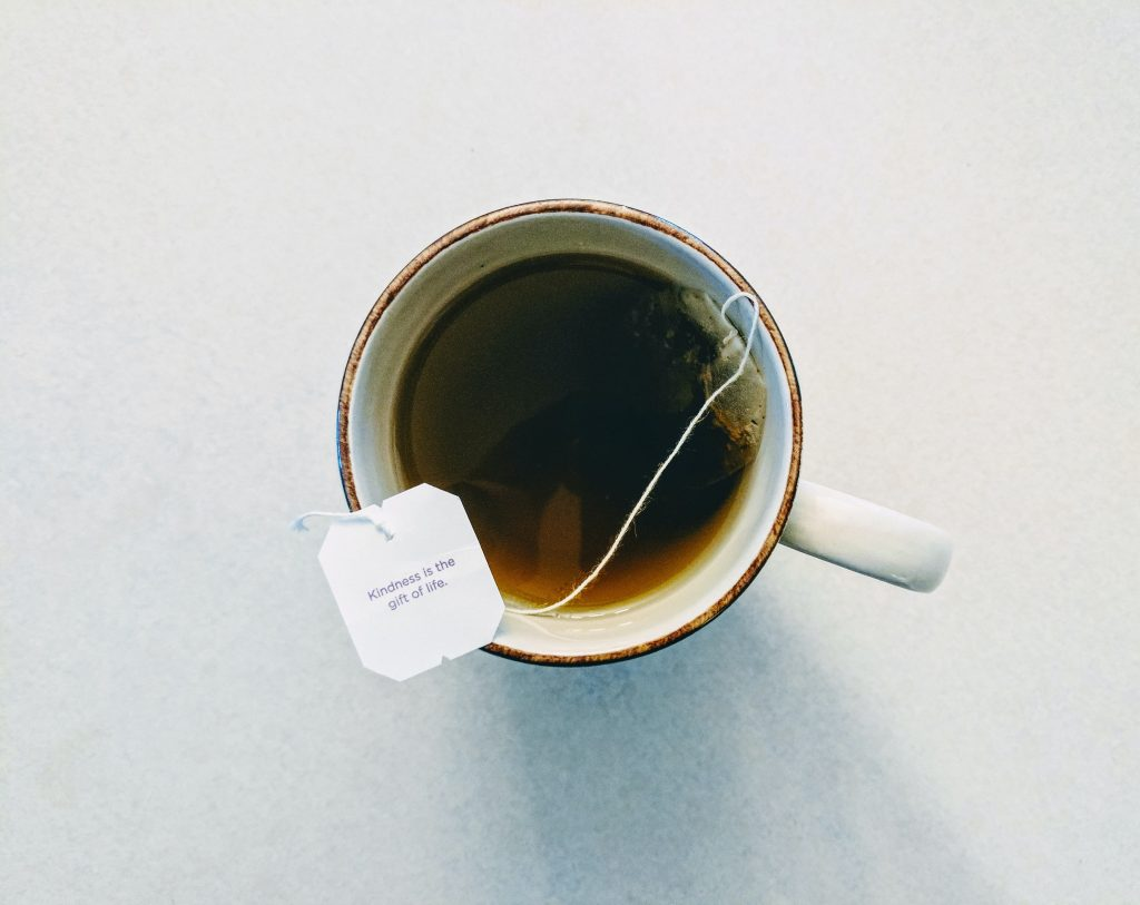 5 teas to turn coffee lovers