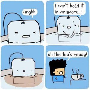 funny tea memes