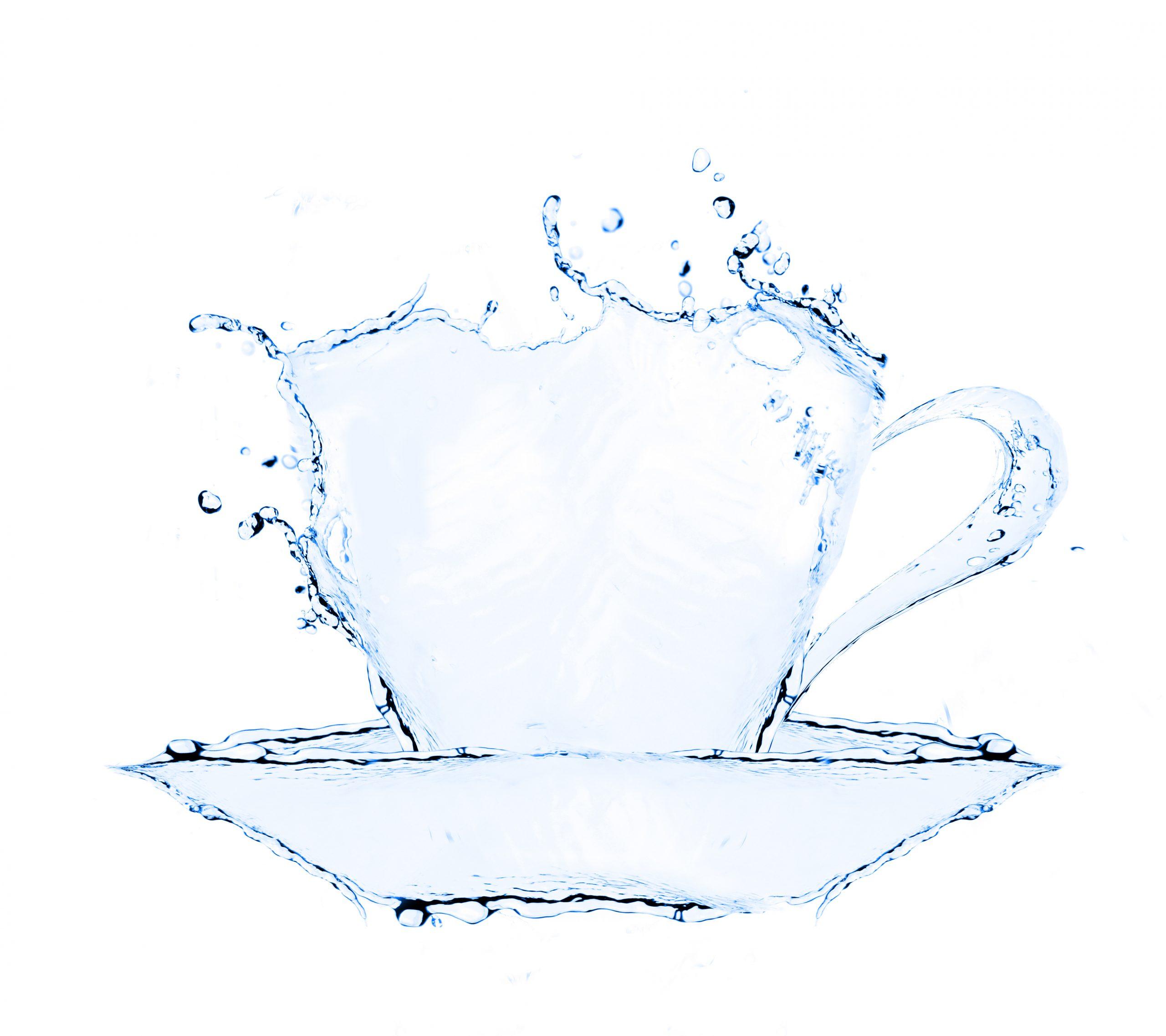 tea water