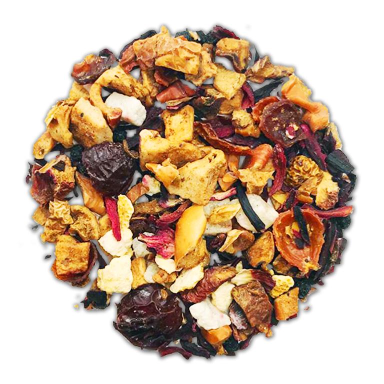 loose leaf kompot tea