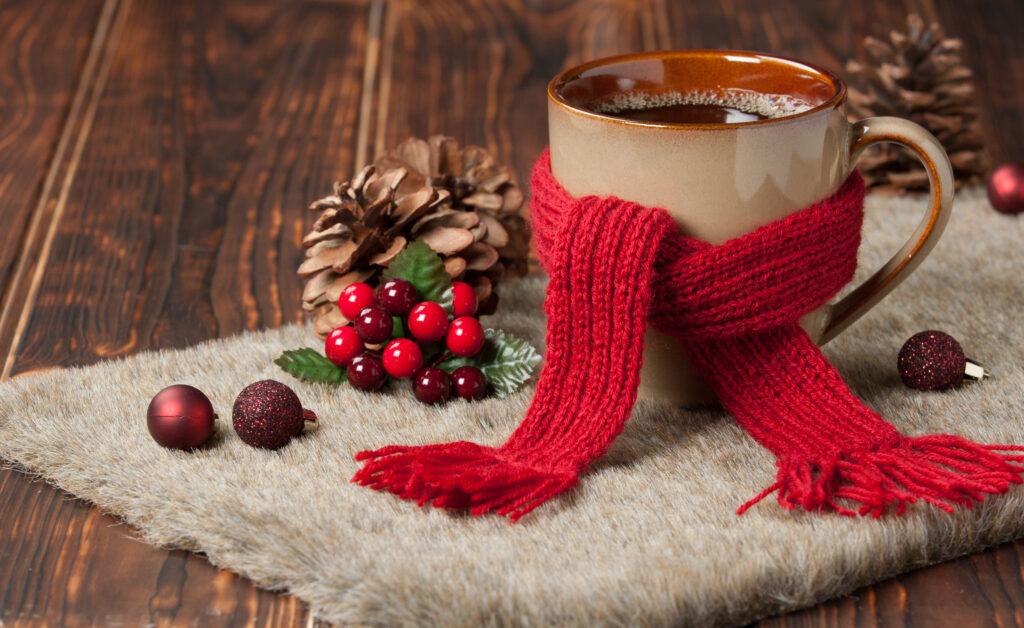 tea gift holiday box