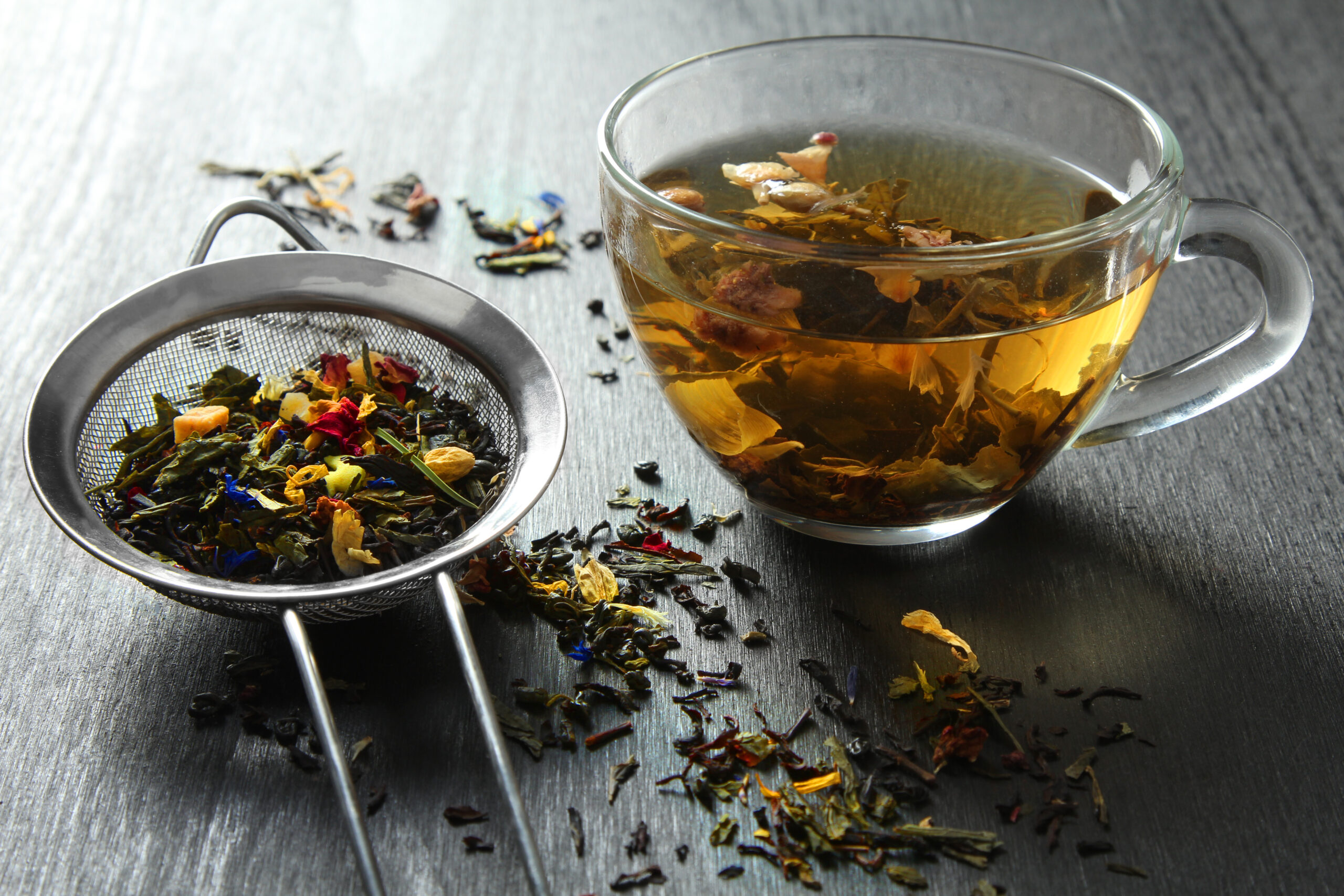 customizable tea of the month