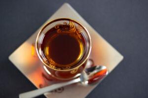 herbal tea temperature