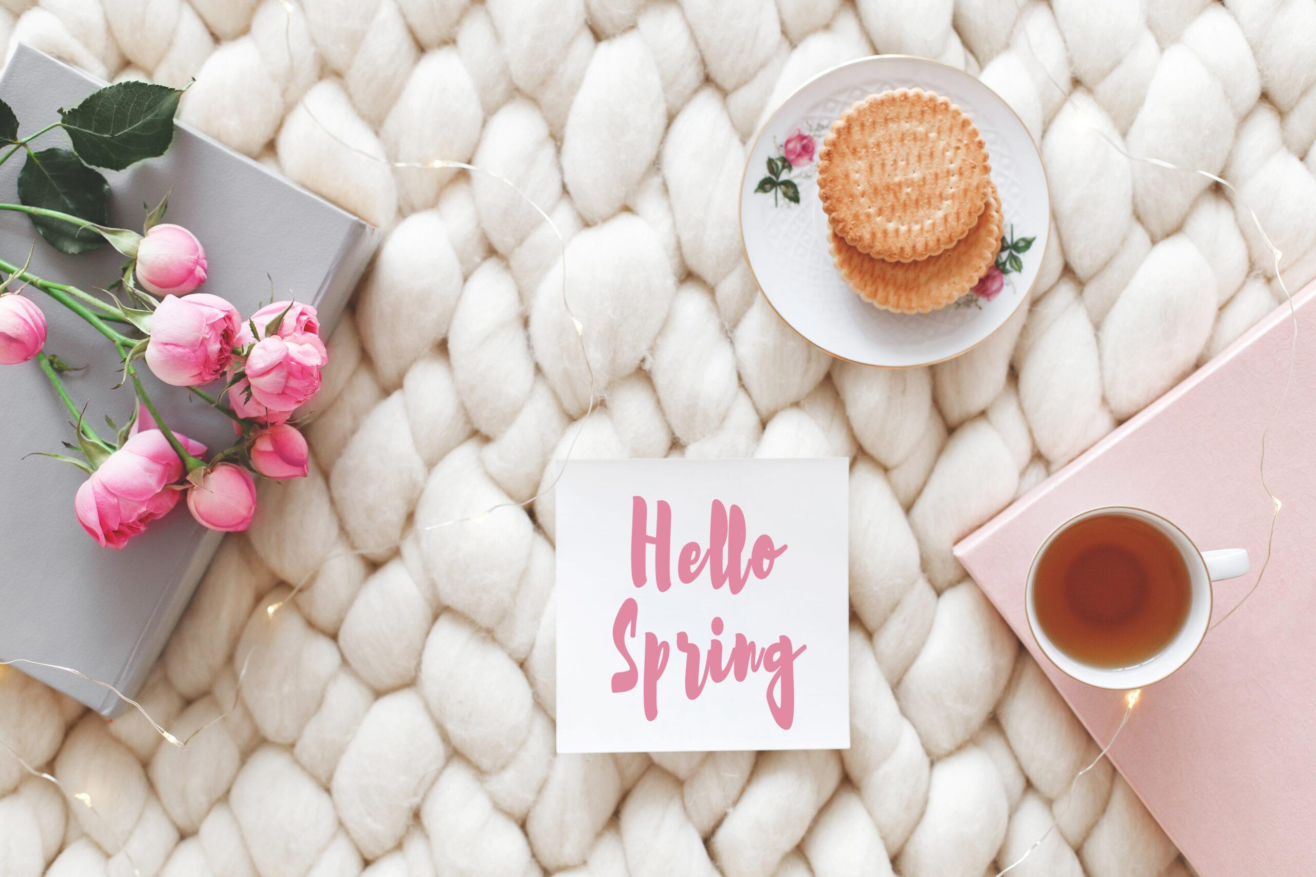 spring tea blends